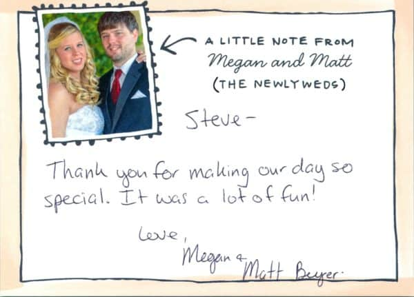 oregon, wedding dj, review photo booth rental