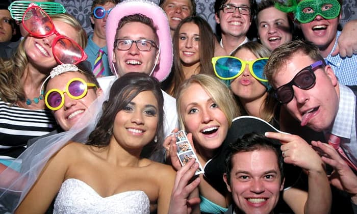 oregon, photo booth rental