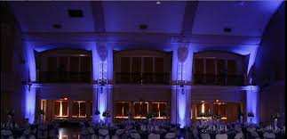 oregon wedding uplighting