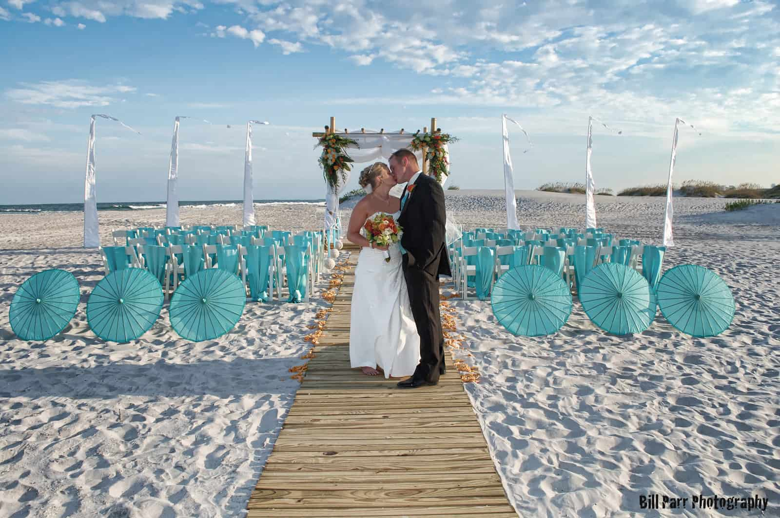 Best Beach Wedding In North Carolina