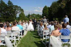 oregon wedding dj, ceremony sound