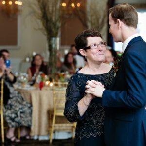 oregon wedding dj, mother & son dance