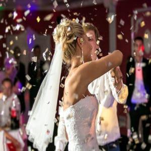 oregon wedding dj, 1st dance wedding